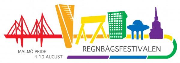 Logo Regnbågsfestivalen